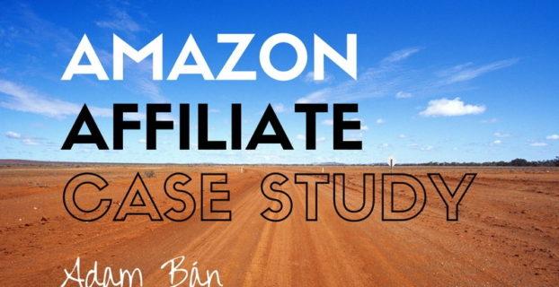 amazon affiliate case study